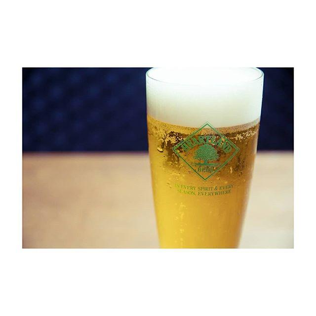 当店の生ビールはハートランドです私の大好きなビール美味しいよーぜひ飲みに来て下さい♪#AsobiBarSnow #Snow #群馬 #前橋 #お酒 #女子会 #ボードゲーム #ハートランド