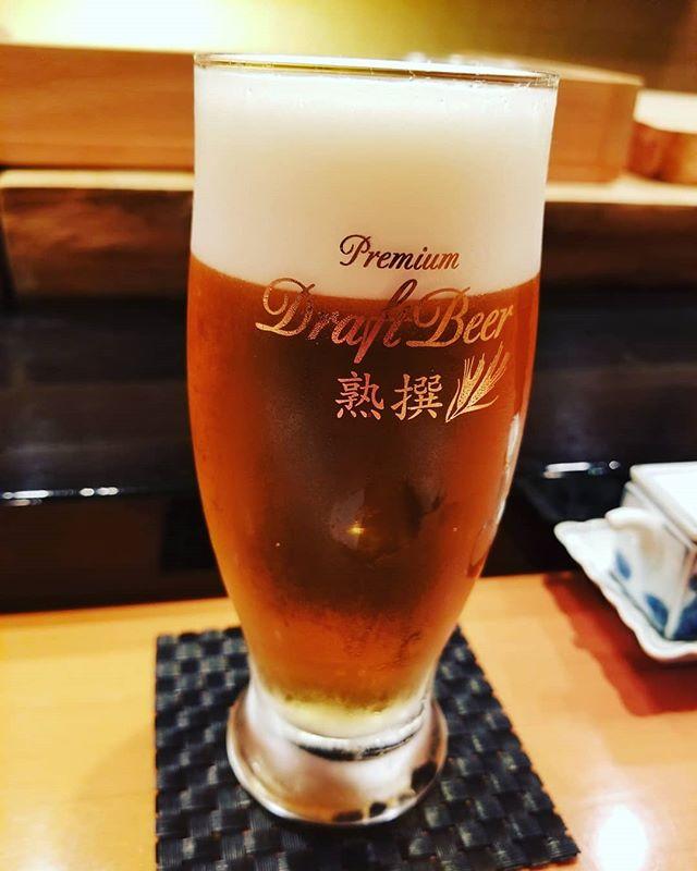 プレミアム生凄く美味しいビールでした毎日暑くて、ビール飲まずにいられない️ #AsobiBarSnow #Snow #群馬 #前橋 #バー #お酒 #女子会 #カラオケ #ゲーム